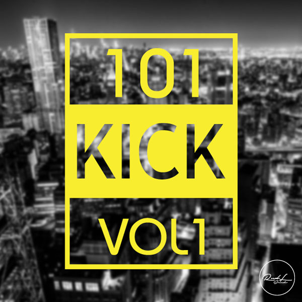 Roundel Sounds - 101 KICKS - Vol 1