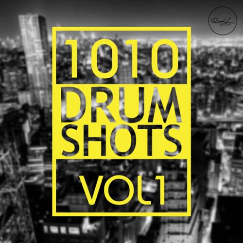 Roundel Sounds - 1010 Drum Shots - Vol 1