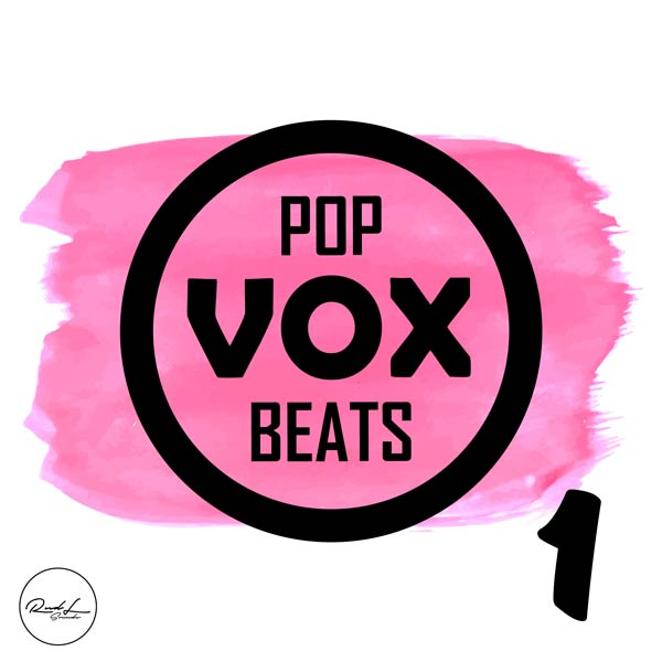 Roundel Sounds - Pop Vox Beats - Vol 1