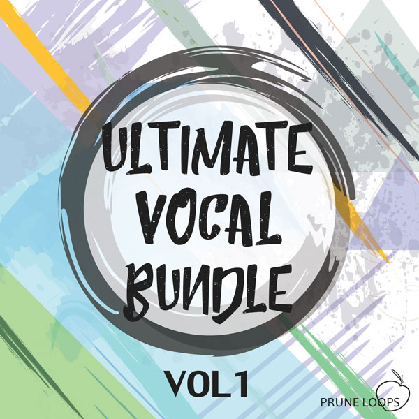 Prune Loops - Ultimate Vocal Bundle - Vol1