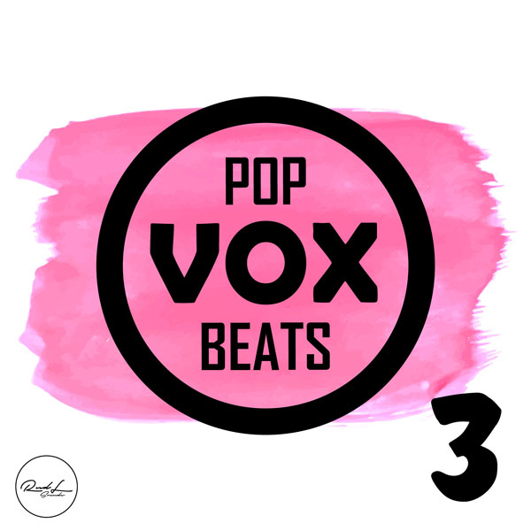 Roundel Sounds - Pop Vox Beats - Vol 3