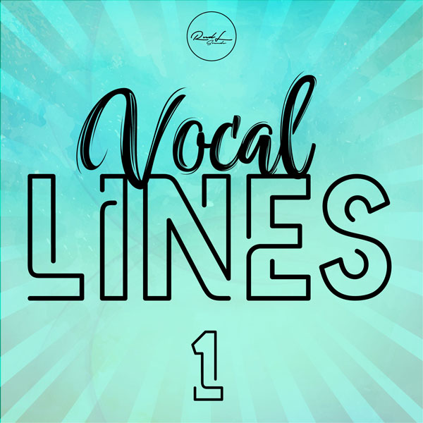 Roundel Sounds - Vocal Lines - Vol 1