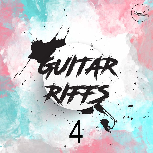 Roundel Sounds - Guitar Riffs - Vol 4